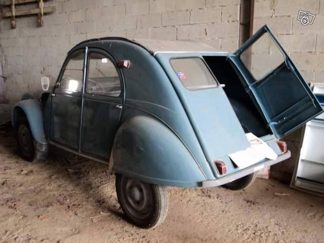 Citroën 2 CV : ACCESSOIRISTES transformations  385b4e10