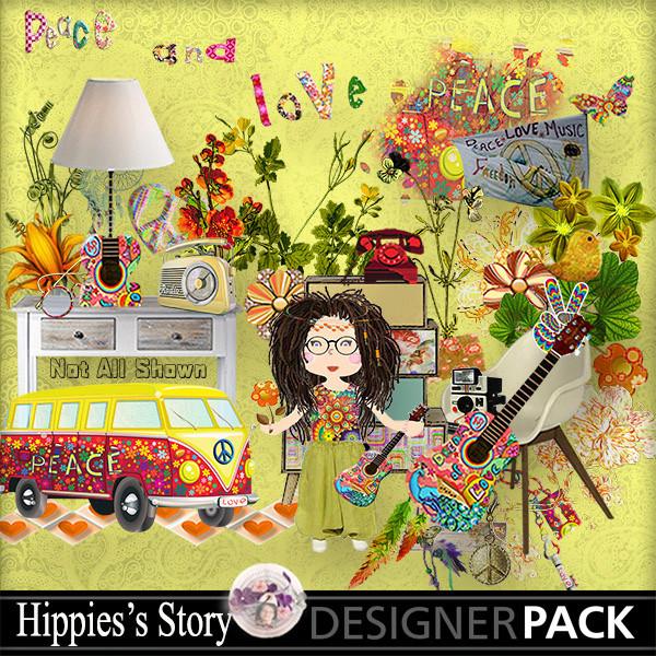 NEW Hippies's Story Webima14