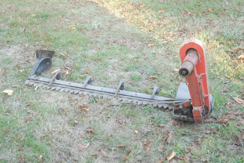 (Vends) outils, accessoire micro tracteur Motostandard Gutbrod _sim0035