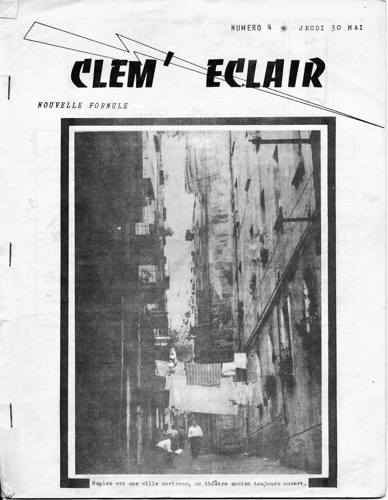 CLEMENCEAU (P.A) - TOME 3 - Page 7 Escale11