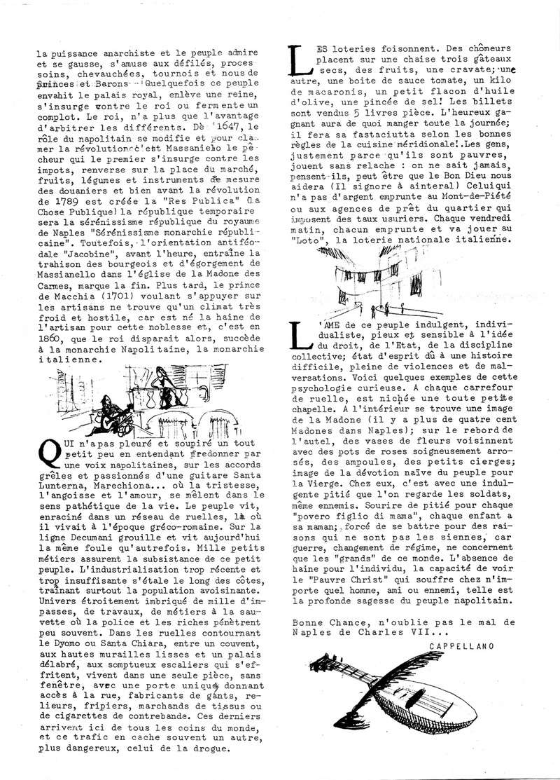 CLEMENCEAU (P.A) - TOME 3 - Page 7 Escale14