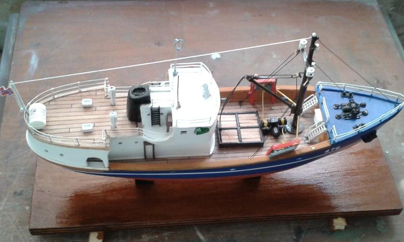 nave - I LAVORI DI GIANNI GIANNI GIORDANO - Pagina 10 20160716