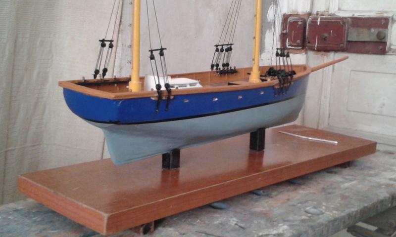 nave - I LAVORI DI GIANNI GIANNI GIORDANO - Pagina 10 20160810