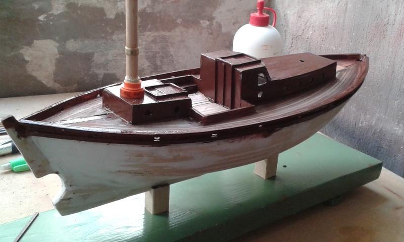 nave - I LAVORI DI GIANNI GIANNI GIORDANO - Pagina 10 20160813