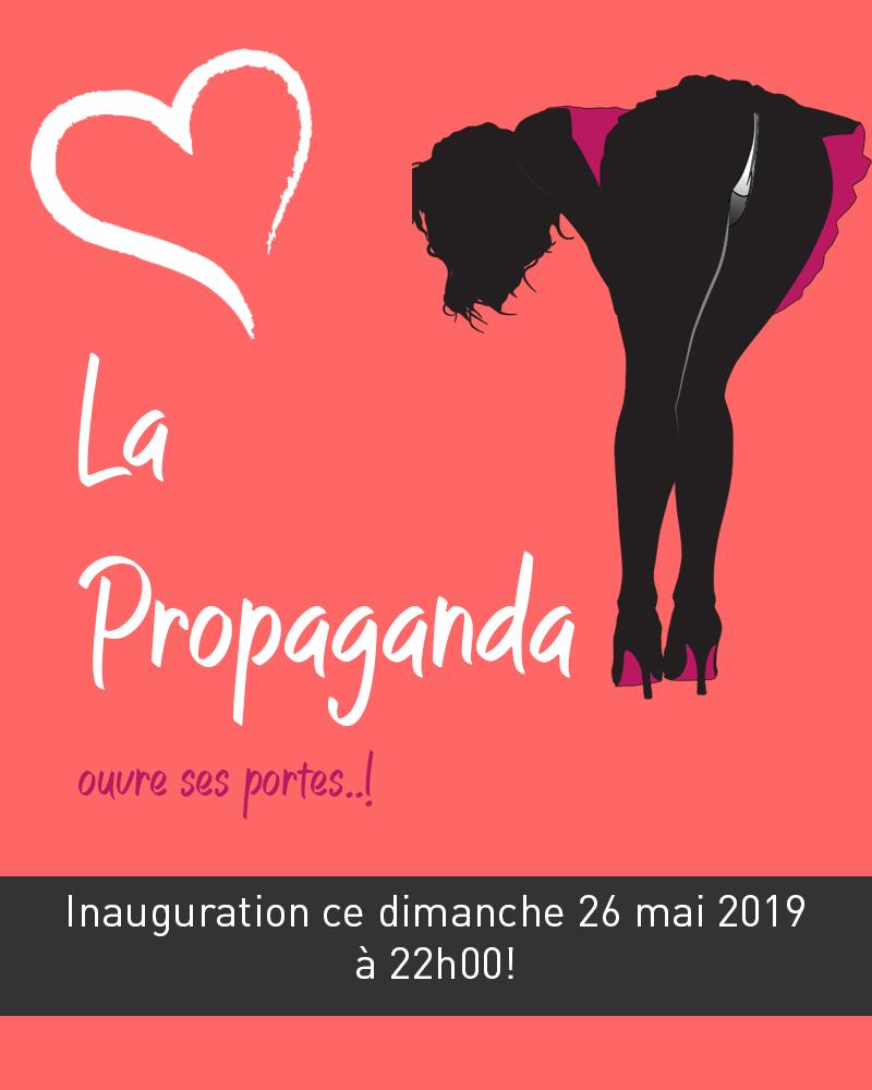 - La Propaganda - Flyer110