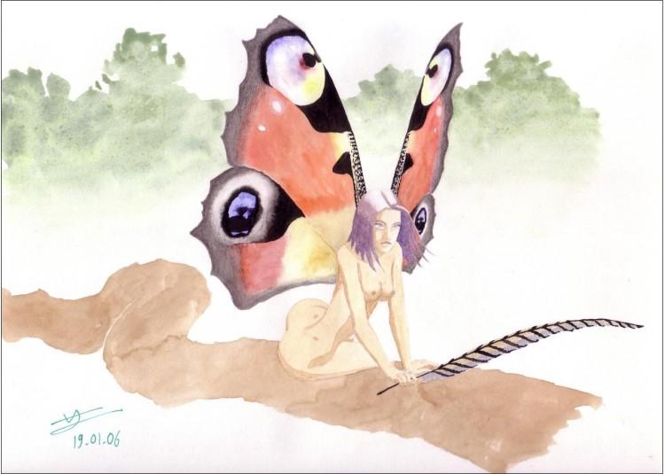 Nos amis les papillons (symbolique) - Page 3 Star10