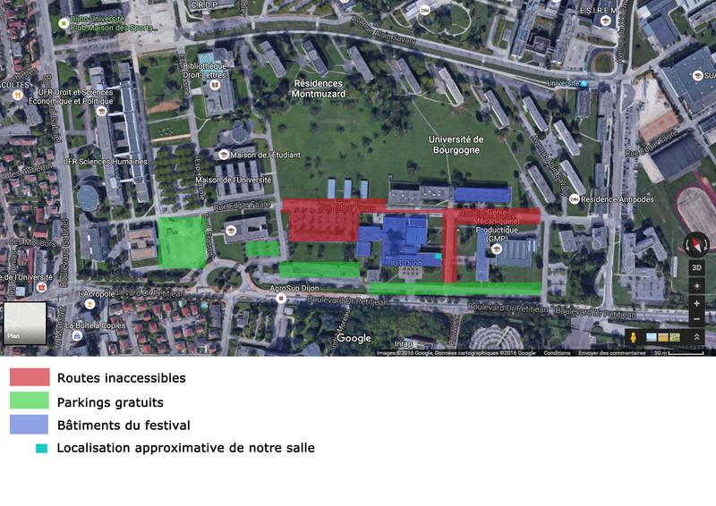 [Dijon] .dijon//SAITEN 12 (8 & 9 Octobre 2016) Map10