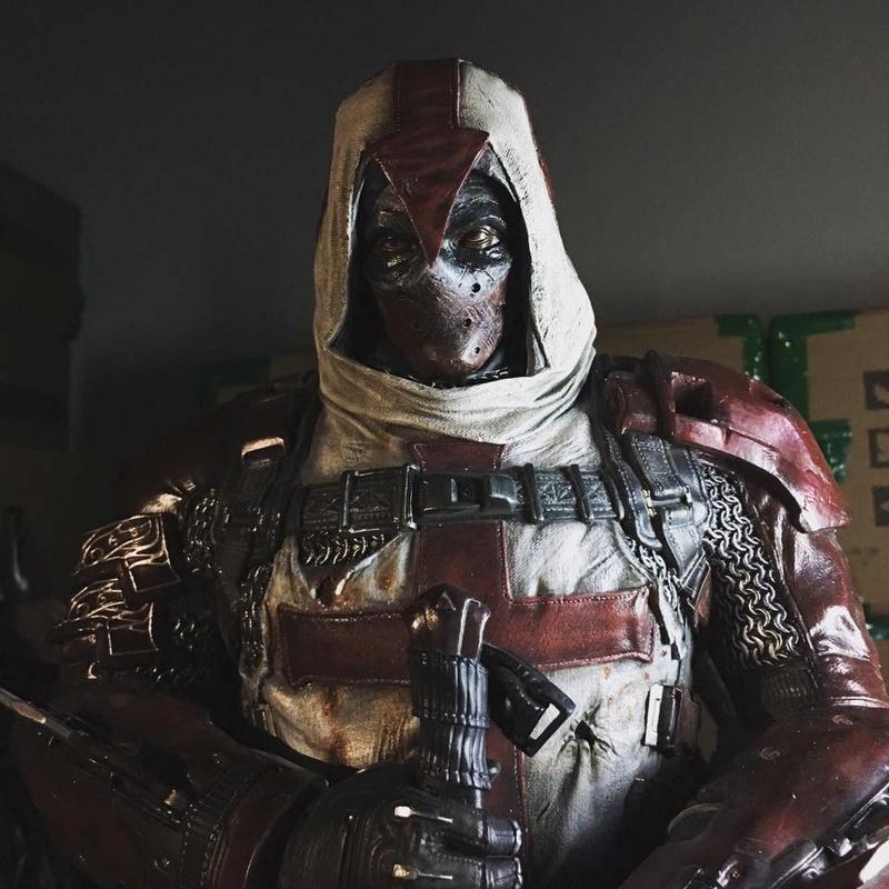 Batman Arkham Knight - Azrael 1/3 Statue  14358610