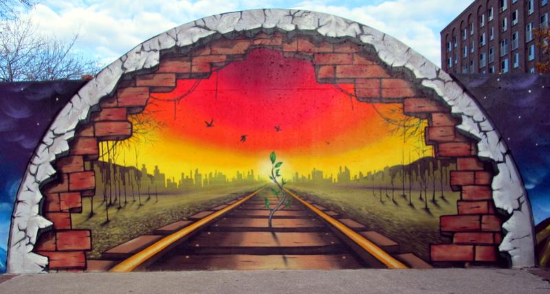 STREET VIEW : les fresques murales - MONDE (hors France) - Page 21 11368910