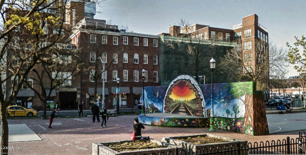 STREET VIEW : les fresques murales - MONDE (hors France) - Page 21 Fresqu11