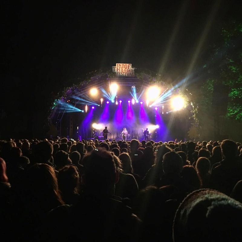 """9/2/16 - """"End Of The Road Festival"""", Dorset, England, Larmer Tree Gardens 1112"""