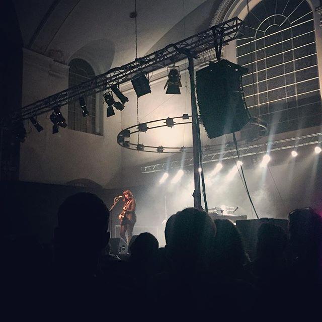 10/29/15 - London, England, St. John's at Hackney Church 1121