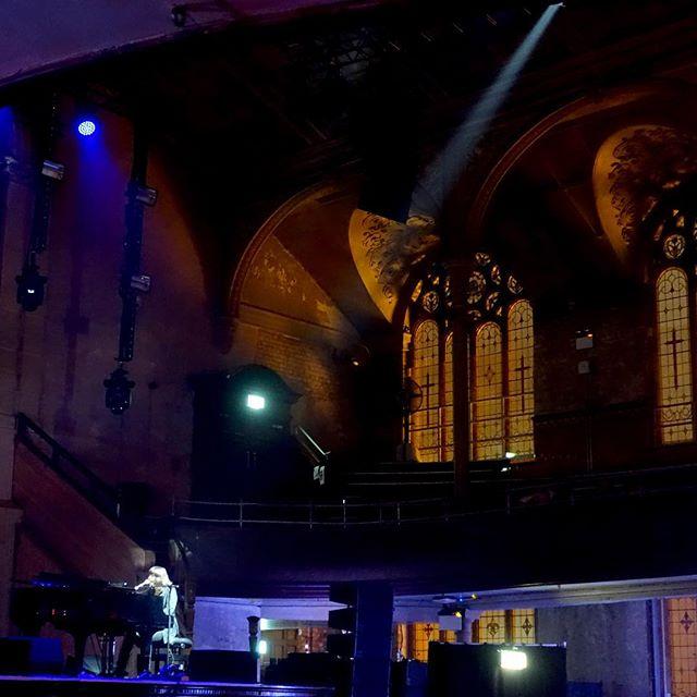 10/27/15 - Manchester, England, Albert Hall  1122