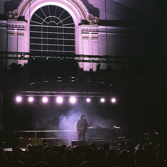10/28/15 - London, England, St. John's at Hackney Church 1123