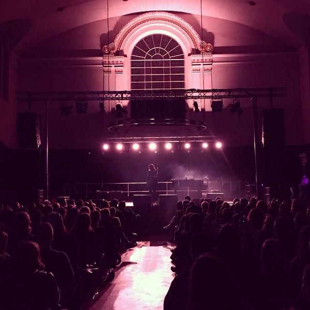 10/28/15 - London, England, St. John's at Hackney Church 118