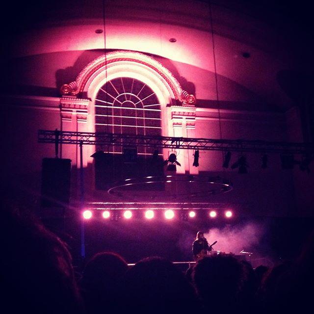 10/28/15 - London, England, St. John's at Hackney Church 1220