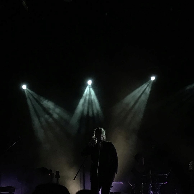8/30/16 - Chicago, IL, Thalia Hall 212