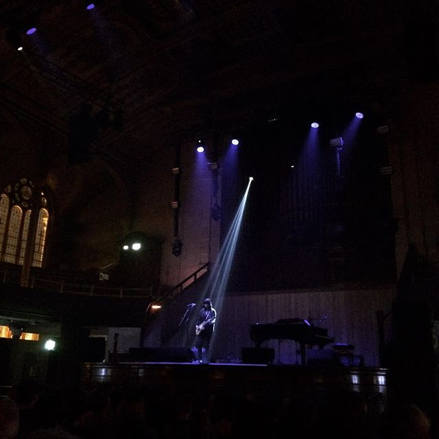 10/27/15 - Manchester, England, Albert Hall  221