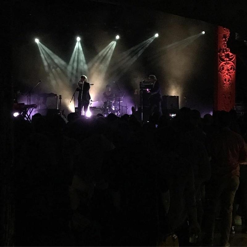 8/30/16 - Chicago, IL, Thalia Hall 2210