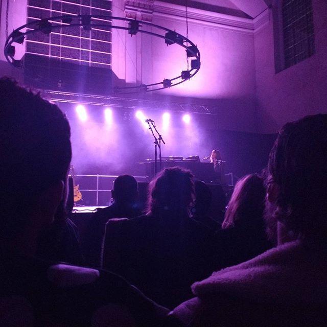 10/29/15 - London, England, St. John's at Hackney Church 2215