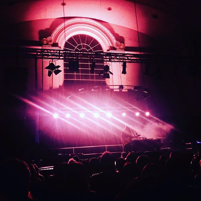 10/28/15 - London, England, St. John's at Hackney Church 222