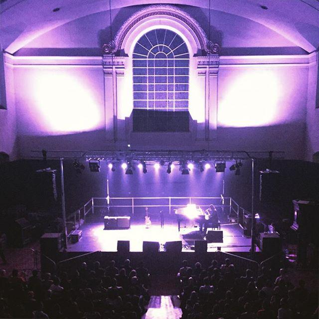 10/29/15 - London, England, St. John's at Hackney Church 2315