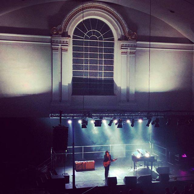 10/29/15 - London, England, St. John's at Hackney Church 2515