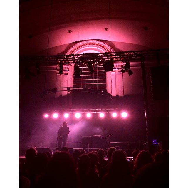 10/28/15 - London, England, St. John's at Hackney Church 2517