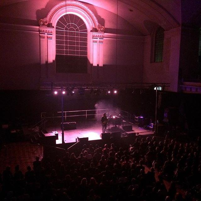 10/28/15 - London, England, St. John's at Hackney Church 2617