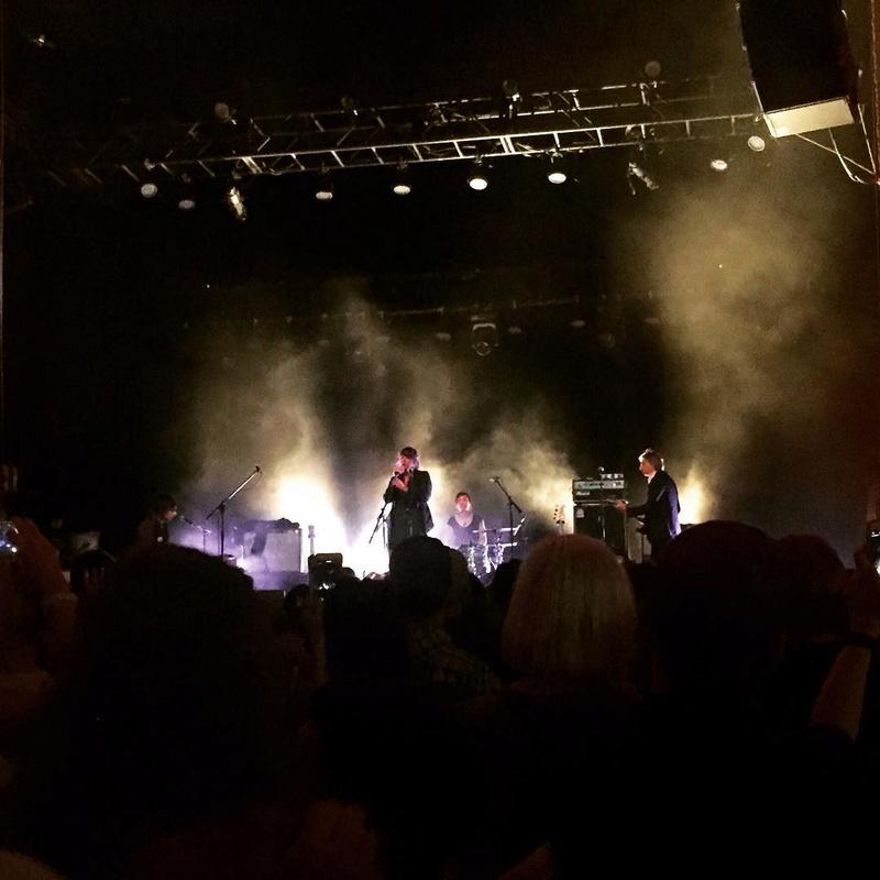 8/30/16 - Chicago, IL, Thalia Hall 3010