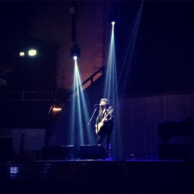 10/27/15 - Manchester, England, Albert Hall  3113
