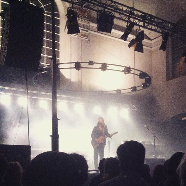 10/29/15 - London, England, St. John's at Hackney Church 3512