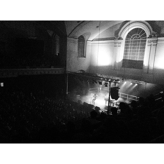 10/29/15 - London, England, St. John's at Hackney Church 3911