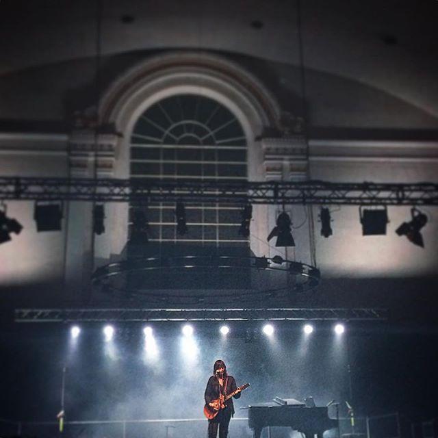 10/29/15 - London, England, St. John's at Hackney Church 4011