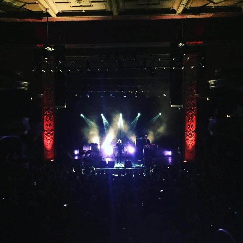 8/30/16 - Chicago, IL, Thalia Hall 612