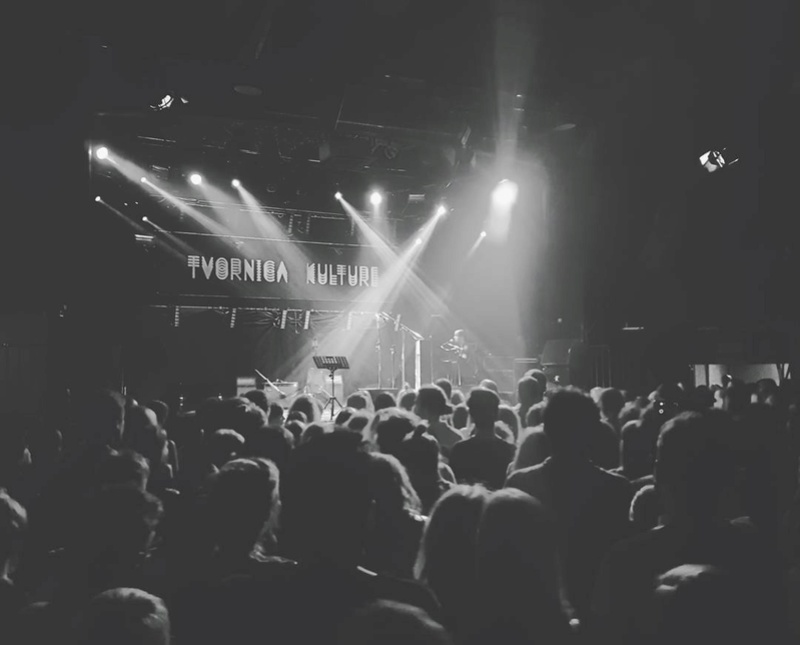 9/9/16 - Zagreb, Croatia, Tvornica Kulture 616