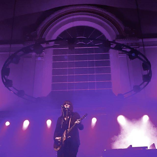 10/29/15 - London, England, St. John's at Hackney Church 621