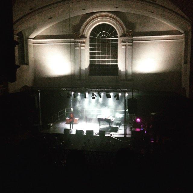 10/29/15 - London, England, St. John's at Hackney Church 721