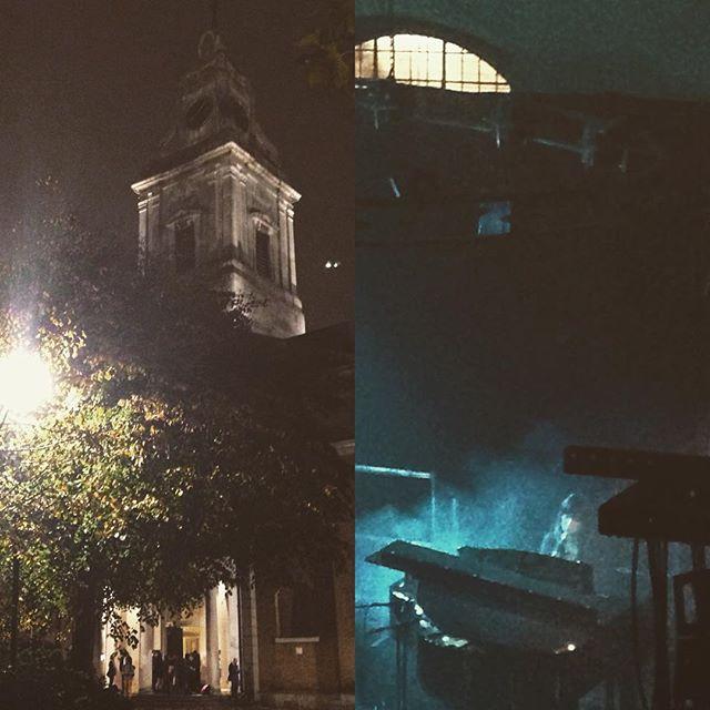 10/29/15 - London, England, St. John's at Hackney Church 920