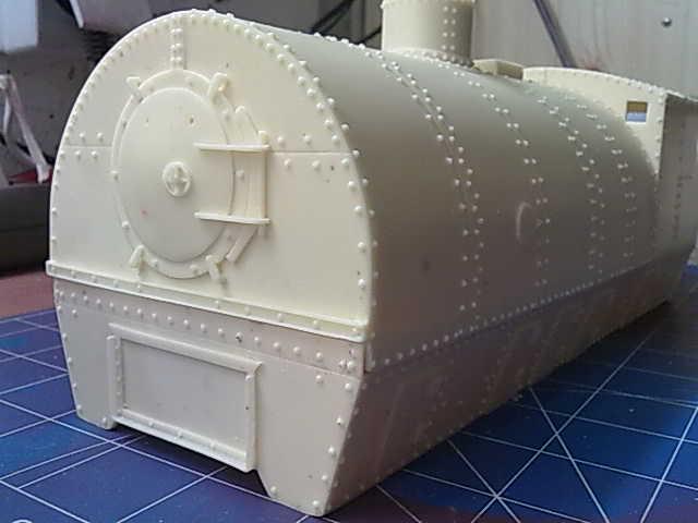 Polnische Panzerlok Ti-3 19102016