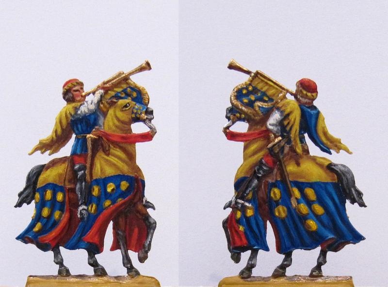 Armorial de la Toison d'Or (2) Trompe10