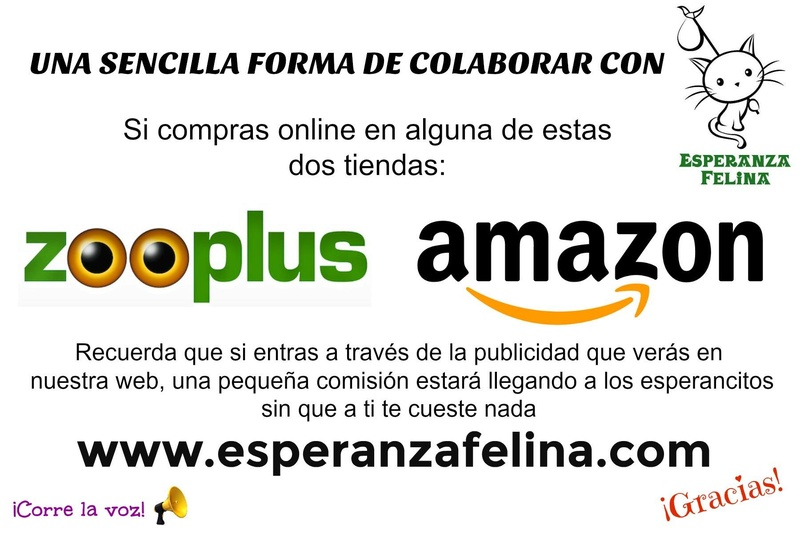 Tus compras en Amazon o Zooplus nos ayudan Amazon10