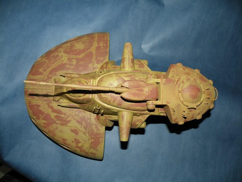 épave de char de la fédération du commerce !! kit AMT Dscn0012