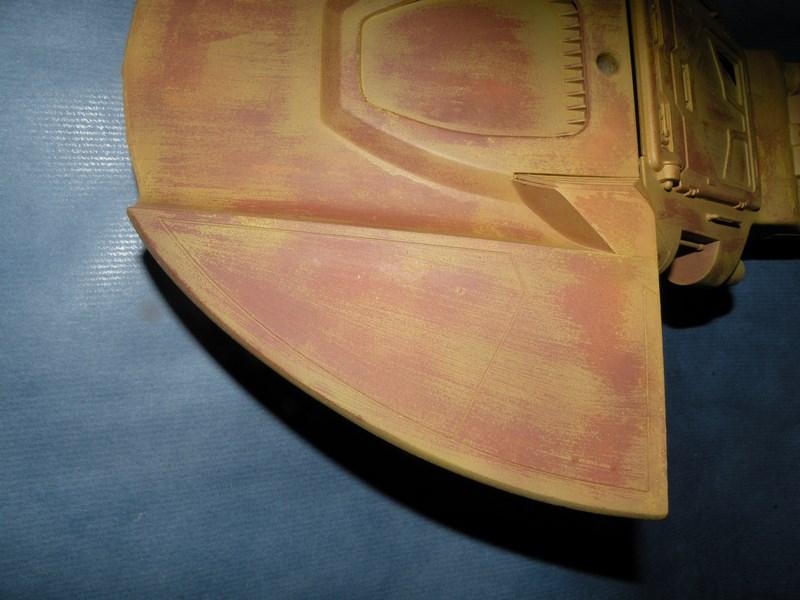 épave de char de la fédération du commerce !! kit AMT Dscn0017