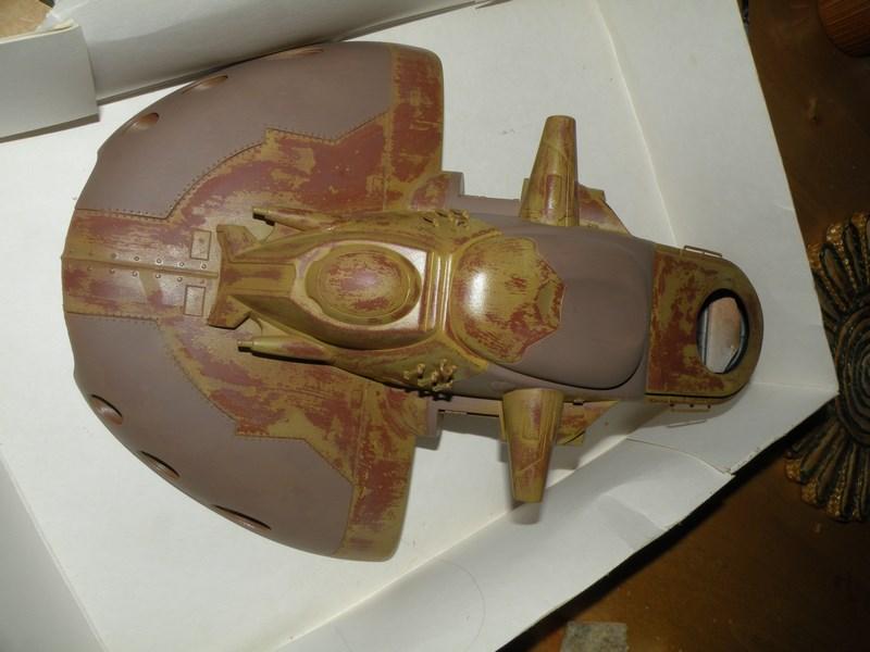 épave de char de la fédération du commerce !! kit AMT Dscn0022