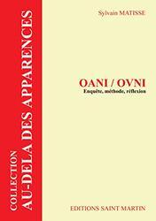 (2016) OANI / OVNI : Enquête, méthode, réflexion, de Sylvain Matisse 41sbdv11
