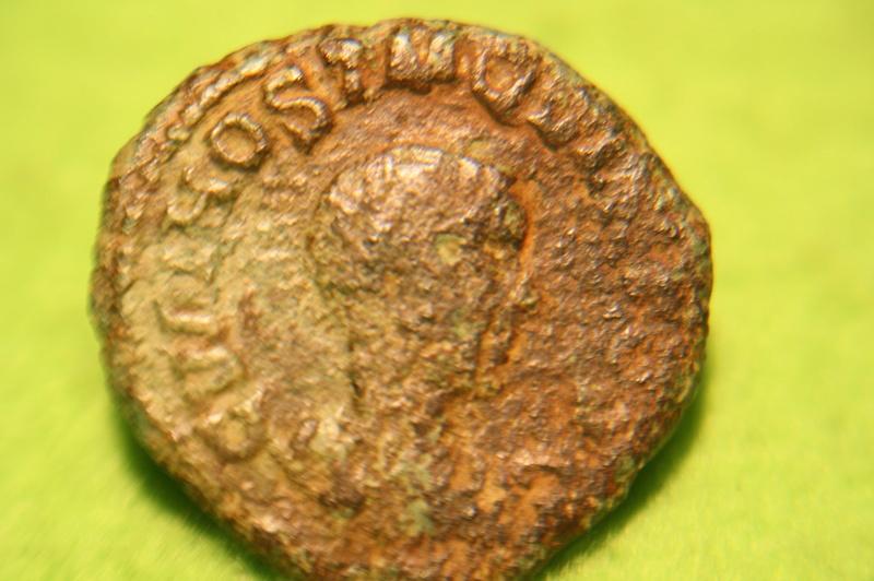 Bronze colonial d'Hostilien pour Vinimacium en Moésie Supérieure Img_0610