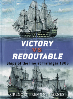 009 - Victory vs Redoutable Ships of the line at trafalgar 1805 009_vi10