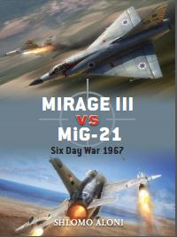 028 - Mirage III vs MiG-21. Six Day War 1967  028_mi10