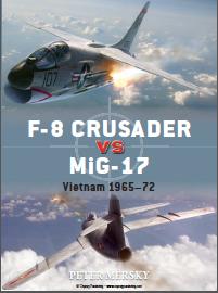 061 - F-8 Crusader vs MiG-17 Vietnam 196-1972  061_f-10